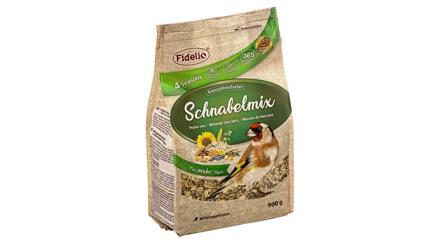 Fidelio Schnabelmix fuer Wildvoegel