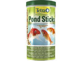 Tetra Pond Sticks Futter fuer Gartenteichfische