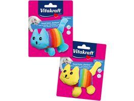 Vitakraft Katze Rainbow mit Rassel