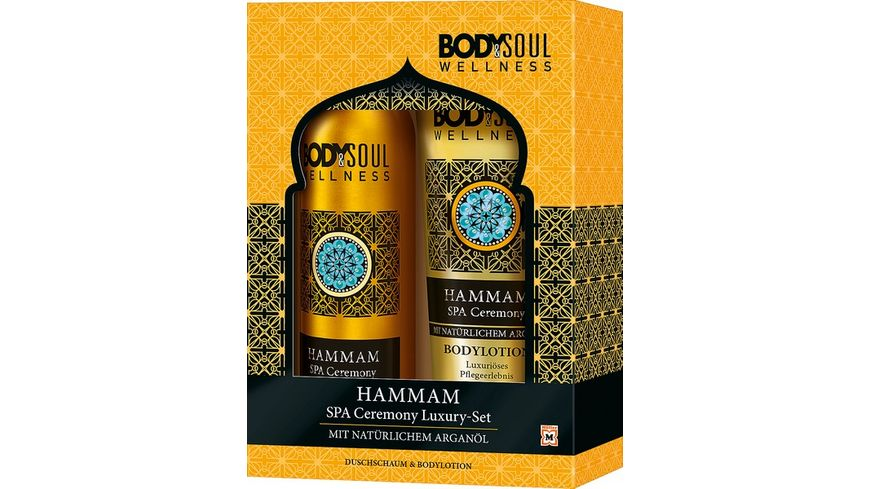BODY SOUL HAMMAM Geschenkset