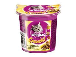 Whiskas Katzensnack Crunch mit Huhn Truthahn Ente