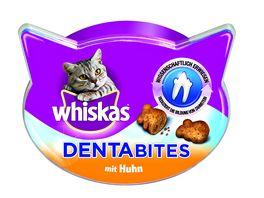 WHISKAS Becher Dentabites mit Huhn 40g