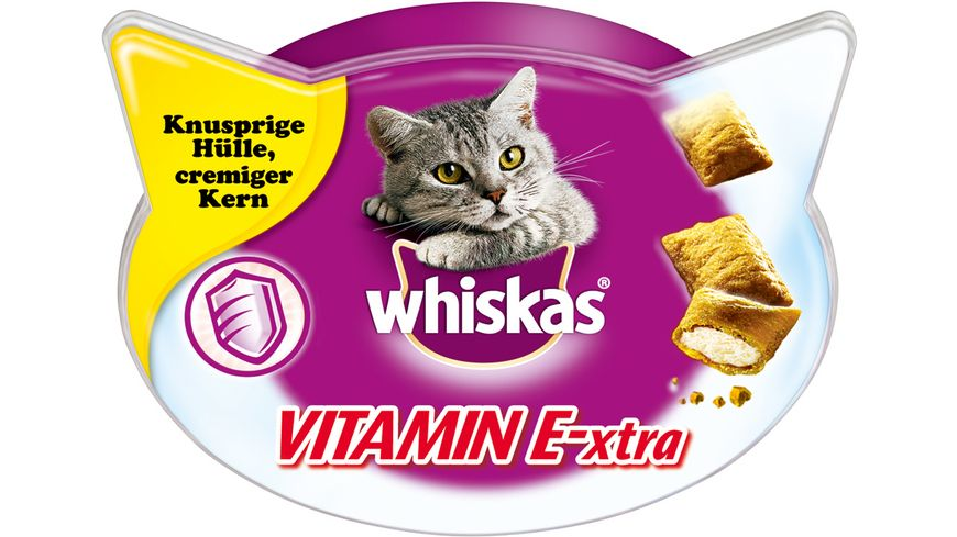 Whiskas Katzensnack Vitamin E XTRA