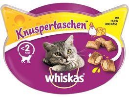 Whiskas Knuspertaschen Huhn Kaese