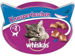 Whiskas Knuspertaschen Lachs