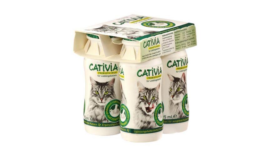 CATIVIA Katzenmilch prebiotisch