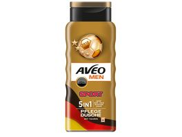 AVEO MEN Pflegedusche Sport 5in1