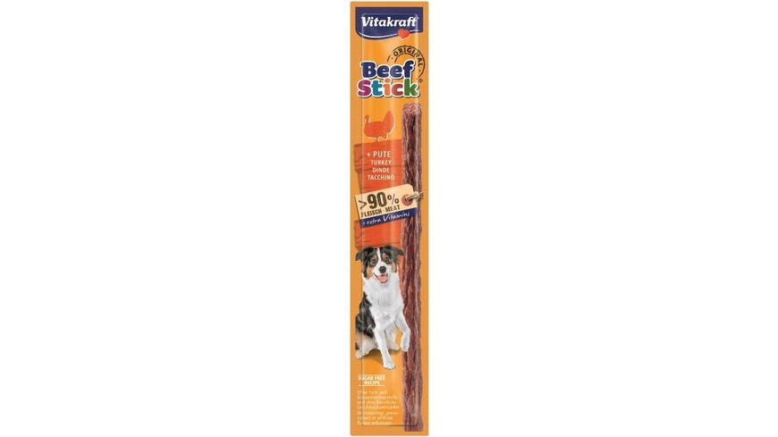 Vitakraft Hundesnack Beef Stick Original Pute