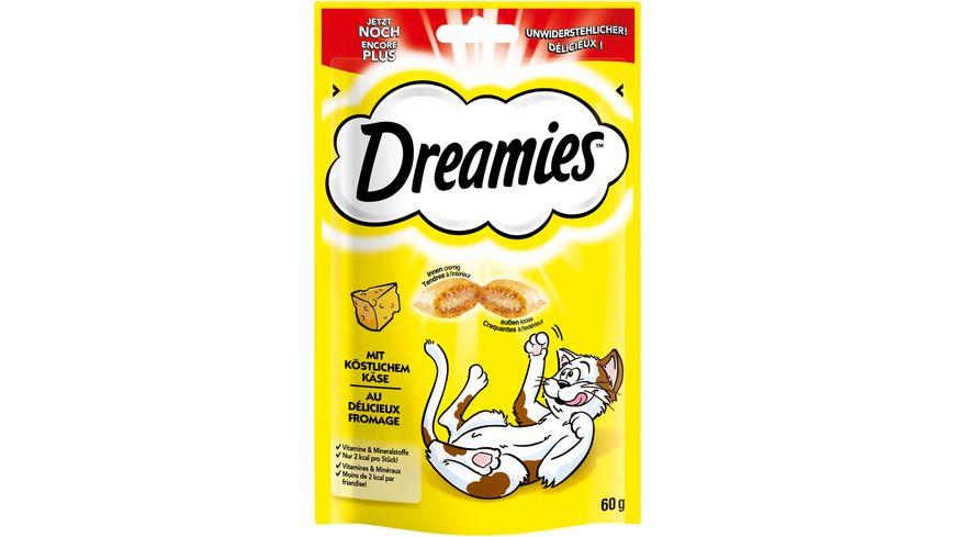 Dreamies Katzensnack mit Kaese