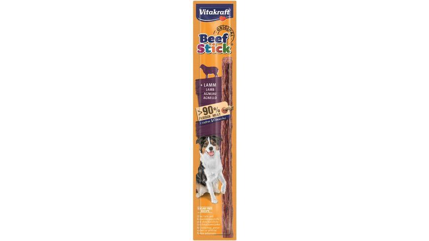 Vitakraft Hundesnack Beef Stick Original Lamm