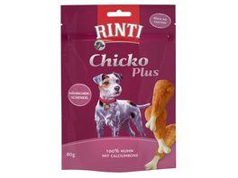 RINTI Hundesnack Chicko Plus Haehnchenschenkel