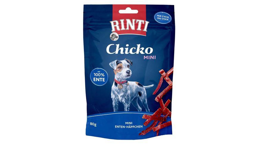 RINTI Hundesnack Chicko Mini Ente
