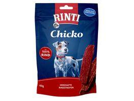RINTI Hundesnack Chicko Rind