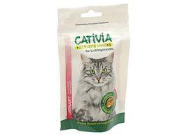 CATIVIA Katzensnack Urinary mit Kaese