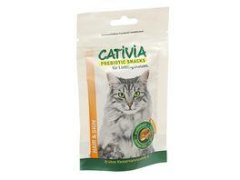 CATIVIA Katzensnack Hair Skin mit Lachs
