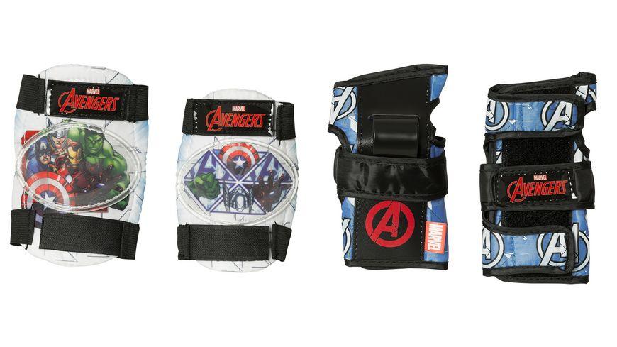 Powerslide Schuetzer Set The Avengers Gr XS
