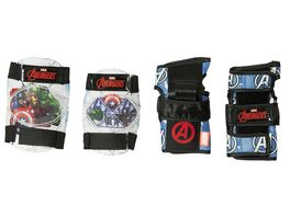Powerslide Schuetzer Set The Avengers Gr S