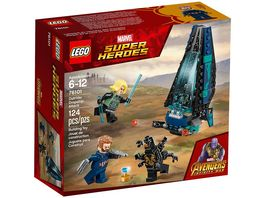 LEGO Marvel Super Heroes 76101 Outrider Dropship Attacke