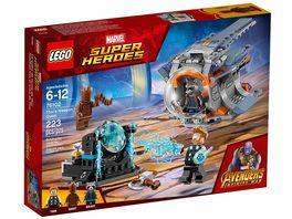LEGO Marvel Super Heroes 76102 Thors Stormbreaker Axt