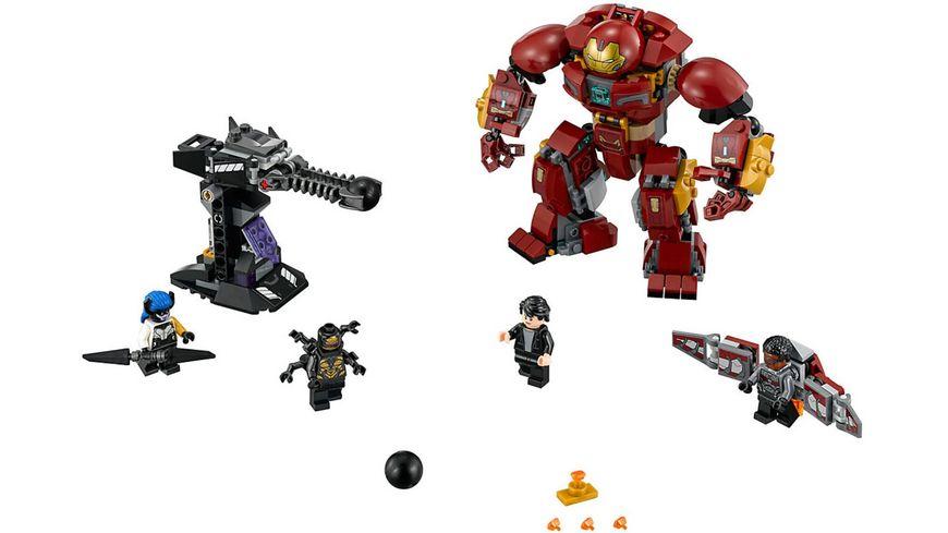 LEGO Marvel Super Heroes 76104 Der Hulkbuster