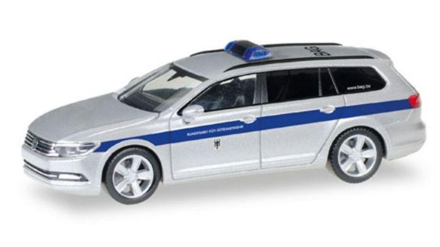 Herpa 93439 VW Passat Variant BAG