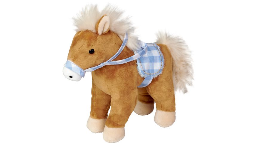 Die Spiegelburg Pony Sam mit Sattel Mein kleiner Ponyhof
