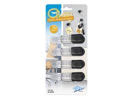 WEDO Magnete GLOSSY 4er Set