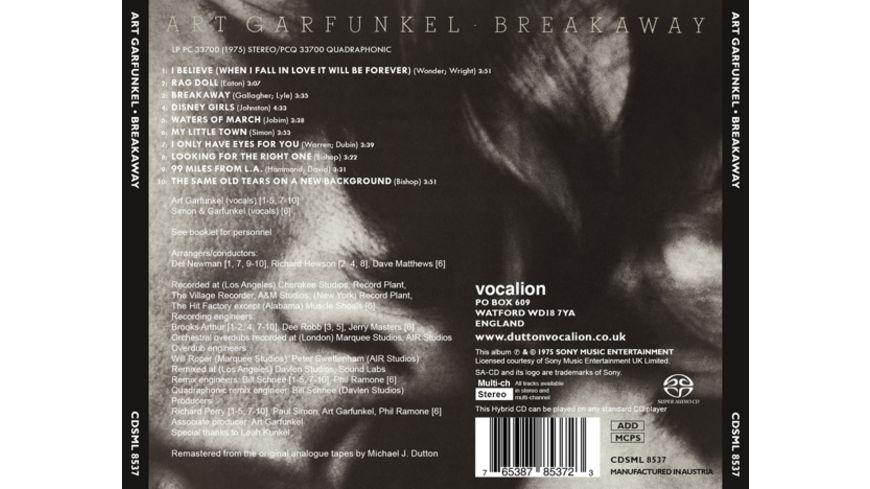 Breakaway 1975