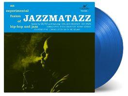 Jazzmatazz ltd blaues Vinyl