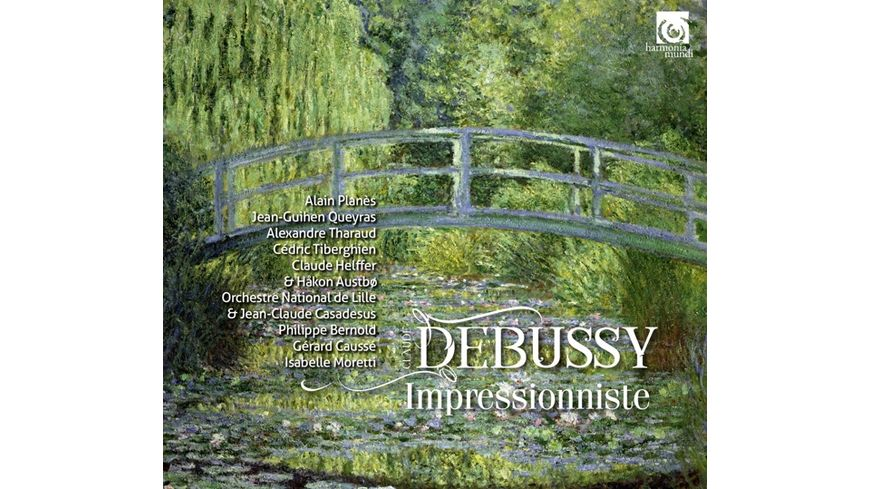 Debussy Impressionniste