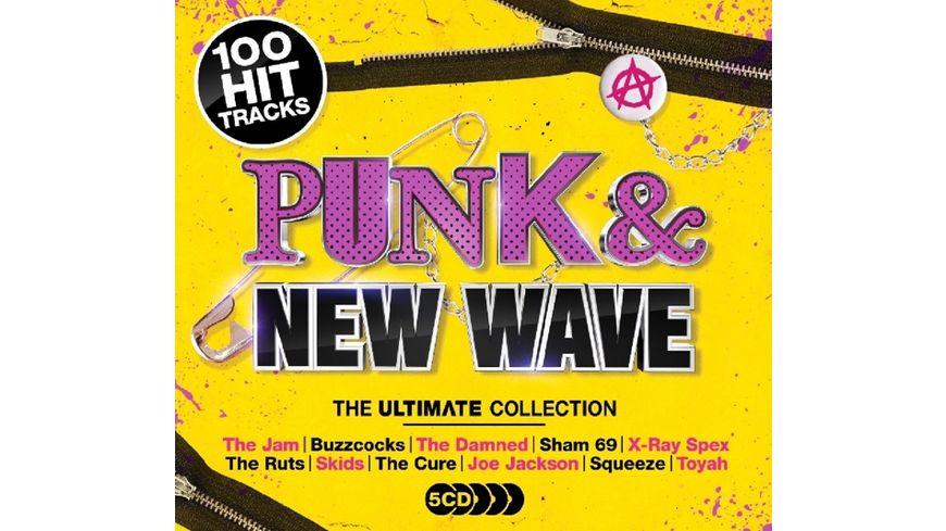 Punk New Wave