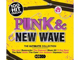 Ultimate Punk New Wave