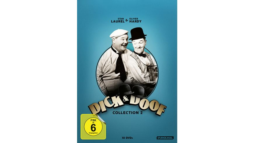 Dick Doof Collection 2 10 DVDs