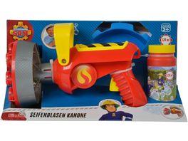 Simba Feuerwehrmann Sam Seifenblasen Kanone
