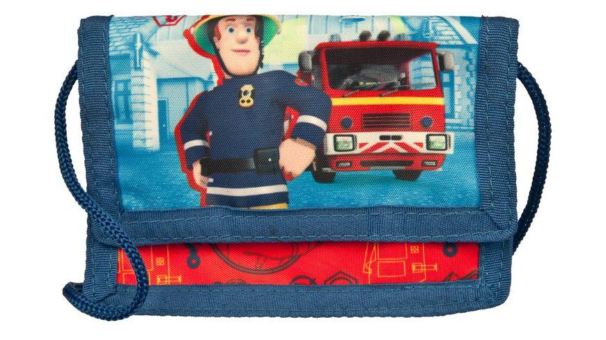 Undercover Feuerwehrmann Sam Brustbeutel