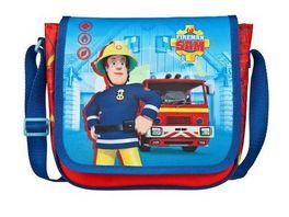 Undercover Feuerwehrmann Sam Kindergartentasche