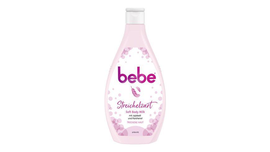 bebe Streichelzart Soft Body Milk