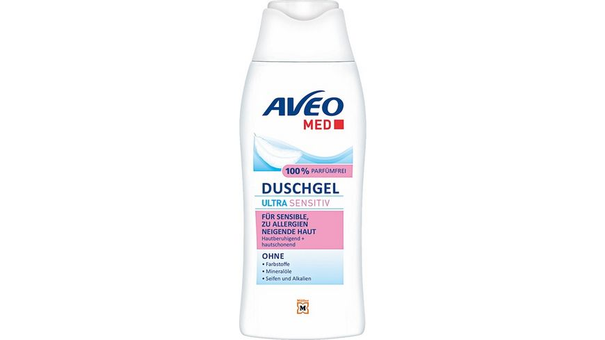 AVEO MED Ultra Sensitive Pflegedusche