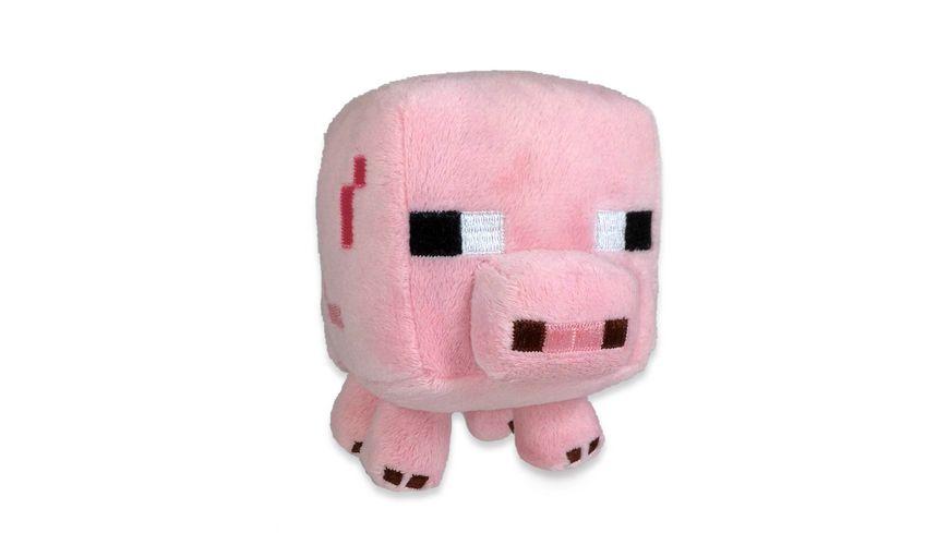 Minecraft Pluesch Baby Schwein