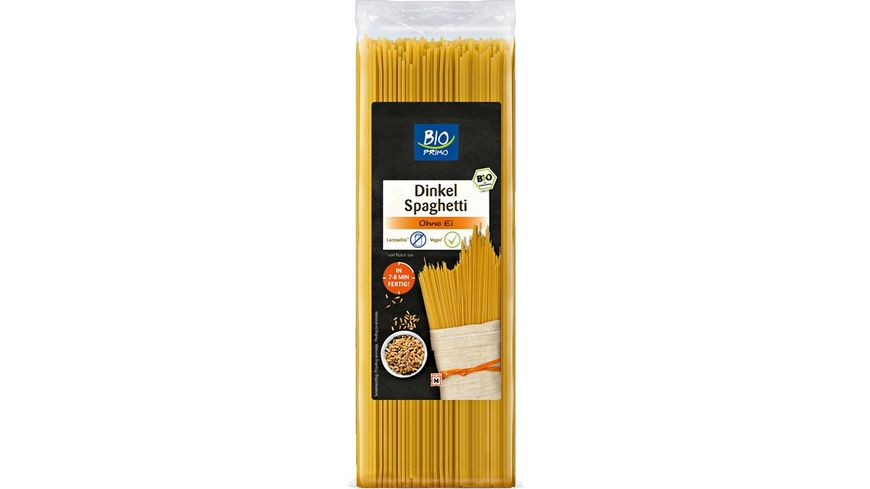 BIO PRIMO Dinkel Spaghetti