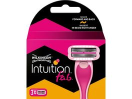 WILKINSON Sword Klingen Inuition f a b