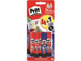 Pritt Klebestift 4 1 Glow in the dark