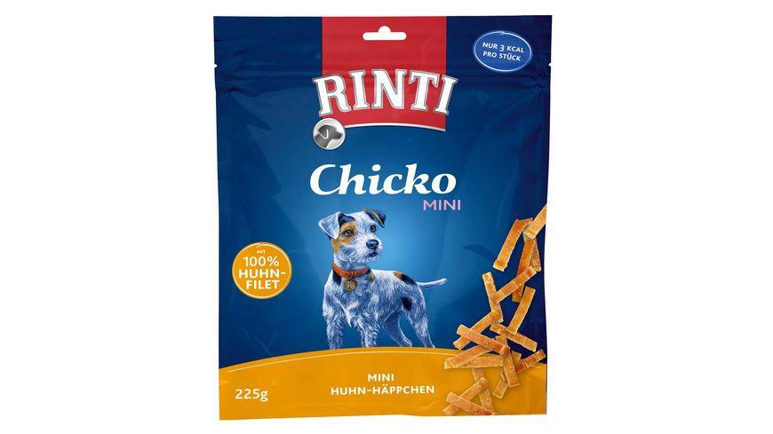 RINTI Hundesnack Chicko Mini Huhn Vorratspack