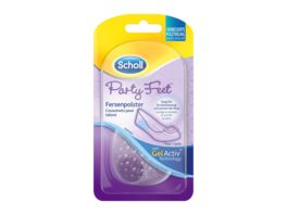 Scholl Party Feet Fersenpolster mit GelActiv Technologie