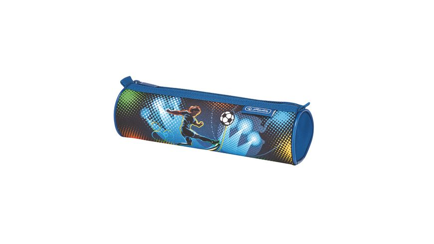 herlitz LOOP Plus Schulranzen Set Soccer 3teilig