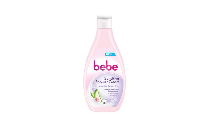 bebe Sensitive Shower Cream 250ml