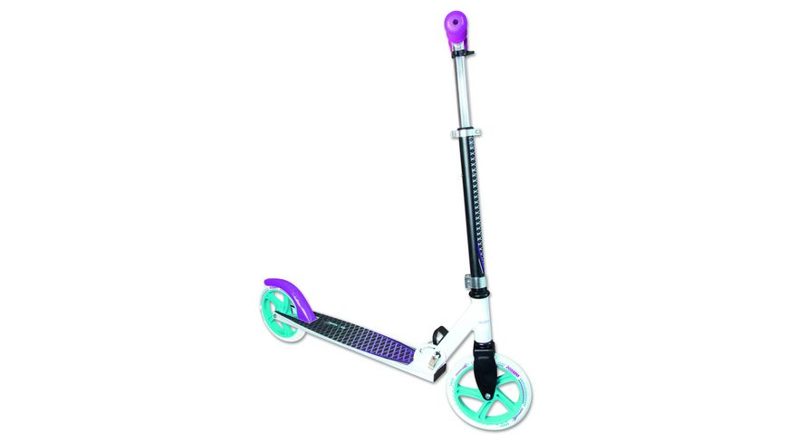 Authentic Aluminium Scooter Muuwmi 205 mm TW