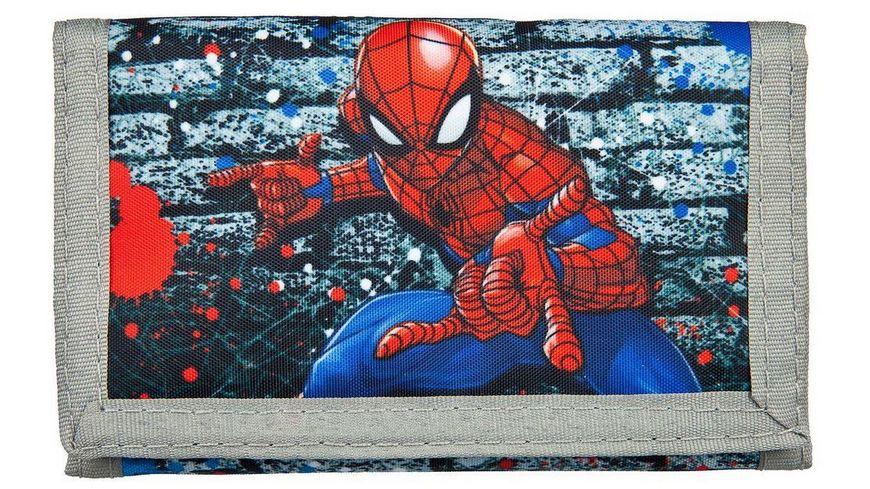 Undercover Spider Man Geldboerse