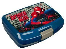 Scooli Spider Man Brotdose
