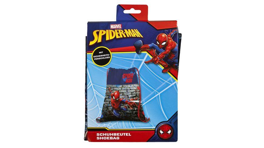 Undercover Spider Man Schuhbeutel